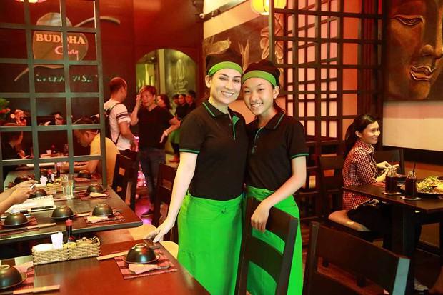 Những hình ảnh cuối cùng của Phi Nhung tại nhà hàng chay tâm huyết cả đời, nhiều khoảnh khắc khiến dân mạng cầm lòng không nổi - Ảnh 5.