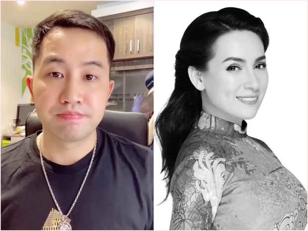 Hot TikToker Trương Quốc Anh làm clip nói về ca sĩ Phi Nhung, nhắn nhủ cộng đồng mạng 1 câu ai nghe cũng đồng cảm - Ảnh 1.