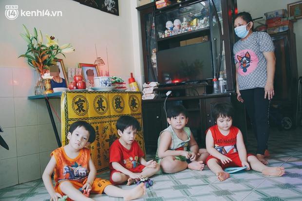 Cả nhà nhiễm Covid-19 rồi 2 người ra đi mãi mãi, 4 đứa trẻ rơi vào cảnh mồ côi: Ba tụi nhỏ mất rồi, giờ chỉ mong các con không phải nhịn đói - Ảnh 1.