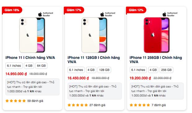 iPhone 11 đang giảm giá cực mạnh, còn đợi gì mà không chốt đơn ngay và luôn? - Ảnh 1.