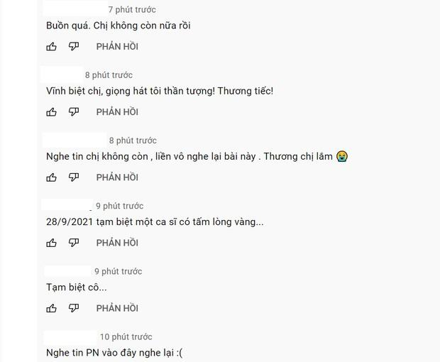 Netizen tràn vào MV Bông Điên Điển để tạm biệt cố nghệ sĩ Phi Nhung: Vậy là chị đã mãi mãi ra đi rồi sao? - Ảnh 5.