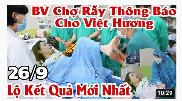 Xuất hiện hàng loạt hình ảnh, livestream giả mạo đám tang Phi Nhung trên YouTube, hãy là một người dùng MXH thông minh! - Ảnh 5.