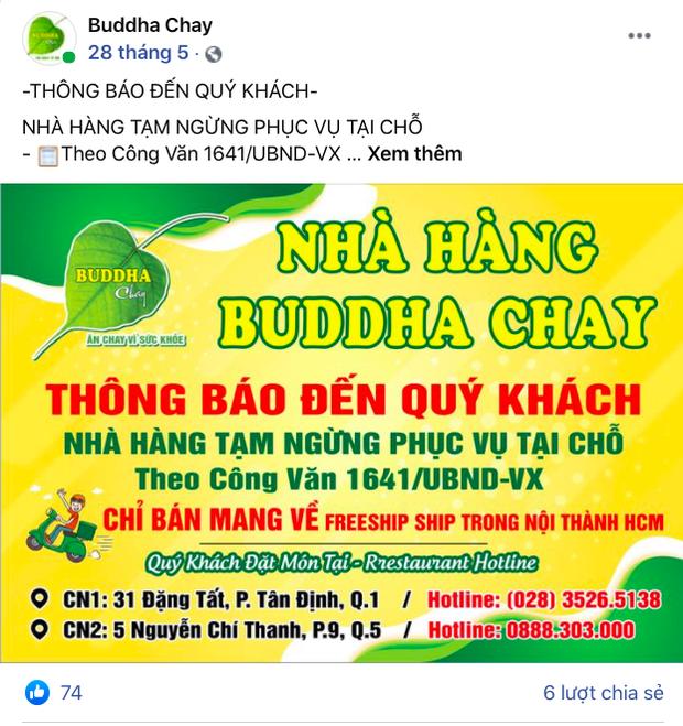 Tình hình nhà hàng chay của Phi Nhung hiện tại: Đóng cửa suốt 4 tháng vì dịch, nghe tâm nguyện hoạt động càng thán phục hơn - Ảnh 6.