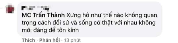Netizen chỉ trích Trấn Thành dữ dội về cách xưng hô bạn - tôi dù kém cố NS Phi Nhung 17 tuổi, chính chủ giải thích có hợp lý? - Ảnh 4.