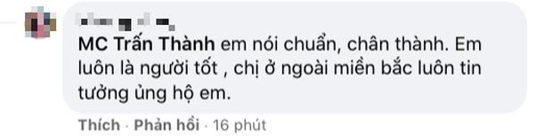 Netizen chỉ trích Trấn Thành dữ dội về cách xưng hô bạn - tôi dù kém cố NS Phi Nhung 17 tuổi, chính chủ giải thích có hợp lý? - Ảnh 5.