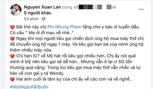 Ca sĩ Phi Nhung có tâm nguyện đặc biệt dành cho 23 con nuôi nhưng chưa thành, Xuân Lan tiết lộ tin nhắn quá đau lòng! - Ảnh 2.
