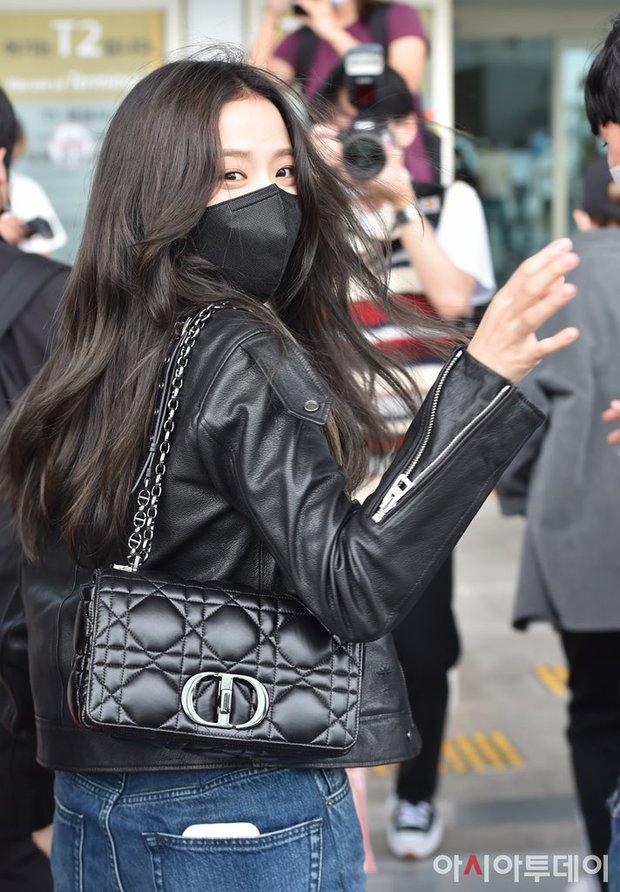 Trước thềm show Dior: Từ khoá về Jisoo đạt no.1 tìm kiếm toàn cầu, dân tình hồi hộp nghênh đón khắp mọi nơi - Ảnh 4.
