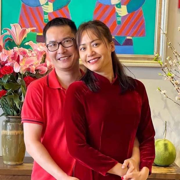 Hôn nhân diễn viên Hồng Ánh: 10 năm không con cái vẫn hạnh phúc, được gia đình chồng yêu thương và ủng hộ nhất mực - Ảnh 1.