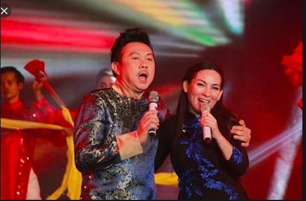 Netizen nghẹn ngào trước hình ảnh Phi Nhung bên cố NS Chí Tài lúc sinh thời: 2 vì sao sáng đã vụt tắt! - Ảnh 3.