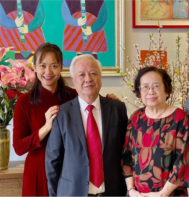 Hôn nhân diễn viên Hồng Ánh: 10 năm không con cái vẫn hạnh phúc, được gia đình chồng yêu thương và ủng hộ nhất mực - Ảnh 4.
