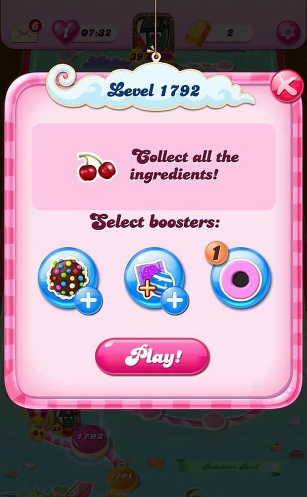 Vừa có thông tin tổ chức giải đấu Candy Crush Saga, dân tình liền khoe ngay thành tích khủng - Ảnh 2.
