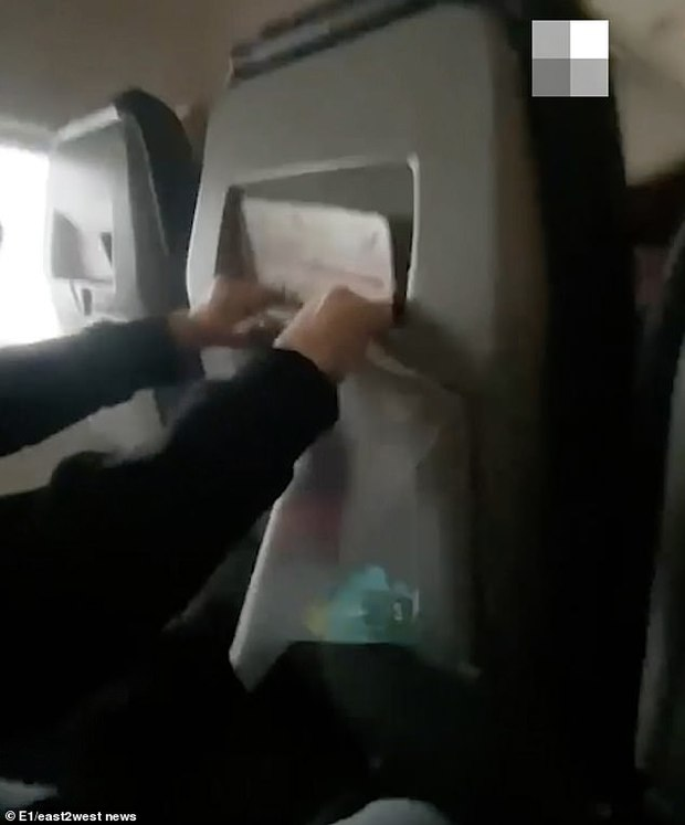 Máy bay chở 175 người bị sét đánh rơi tự do giữa bầu trời, video ghi lại cảnh hành khách la hét kinh hoàng trong tuyệt vọng gây ám ảnh - Ảnh 4.