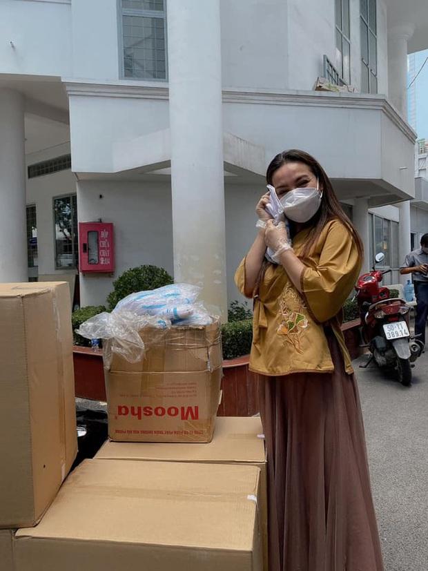 Những hình ảnh cuối của Phi Nhung trước khi qua đời: Tích cực hoạt động từ thiện, không nỡ rời xa khi Sài Gòn đang bệnh - Ảnh 1.