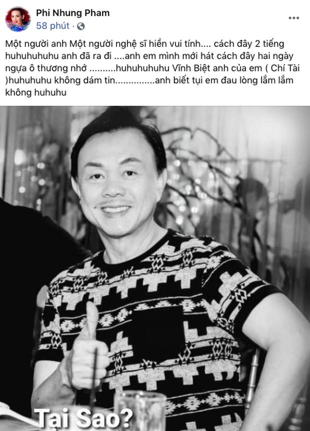 Clip 2 cố NS Chí Tài và Phi Nhung đùa giỡn trên sân khấu, netizen xem lại mà rớt nước mắt: Thương quá! - Ảnh 7.