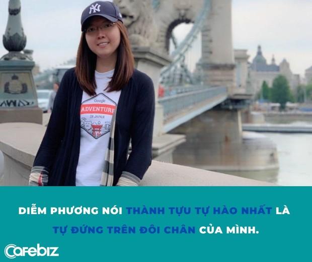 Sinh viên năm nhất nhưng làm bài tập lớp 6, cô gái Việt Nam được 3 ông lớn Google, Facebook và Adobe mời làm việc - Ảnh 2.