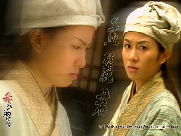 Phi Nhung từng cân đẹp loạt vai mỹ nhân Hoa ngữ: Có màn giả trai đáng học hỏi, làm Võ Tắc Thiên đâu thua gì Phạm Băng Băng - Ảnh 9.