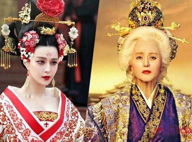 Phi Nhung từng cân đẹp loạt vai mỹ nhân Hoa ngữ: Có màn giả trai đáng học hỏi, làm Võ Tắc Thiên đâu thua gì Phạm Băng Băng - Ảnh 17.