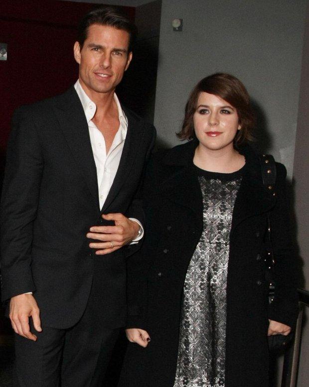 Ít ai biết Tom Cruise có 1 ái nữ khác: May mắn hơn Suri, nhưng quyết né xa bố và từ chối ở cùng tại biệt thự 10 tỷ/tháng vì 1 lý do - Ảnh 9.