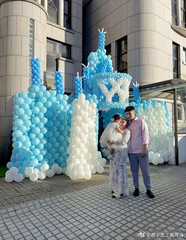 Ái nữ trùm sòng bạc Macau mở tiệc sinh nhật mừng con gái 2 tuổi bên chồng Harvard xịn, cơ ngơi 1500 tỷ chiếm spotlight - Ảnh 2.