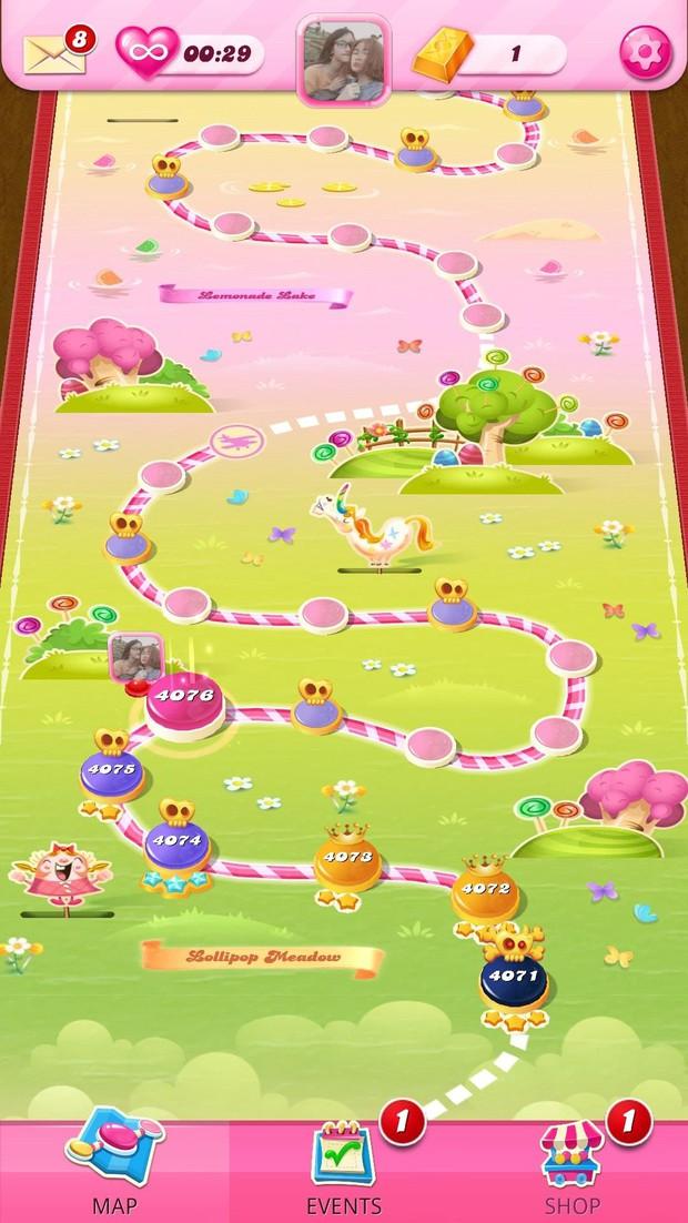 Vừa có thông tin tổ chức giải đấu Candy Crush Saga, dân tình liền khoe ngay thành tích khủng - Ảnh 4.