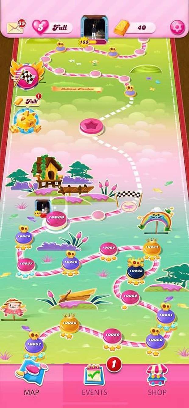 Vừa có thông tin tổ chức giải đấu Candy Crush Saga, dân tình liền khoe ngay thành tích khủng - Ảnh 5.