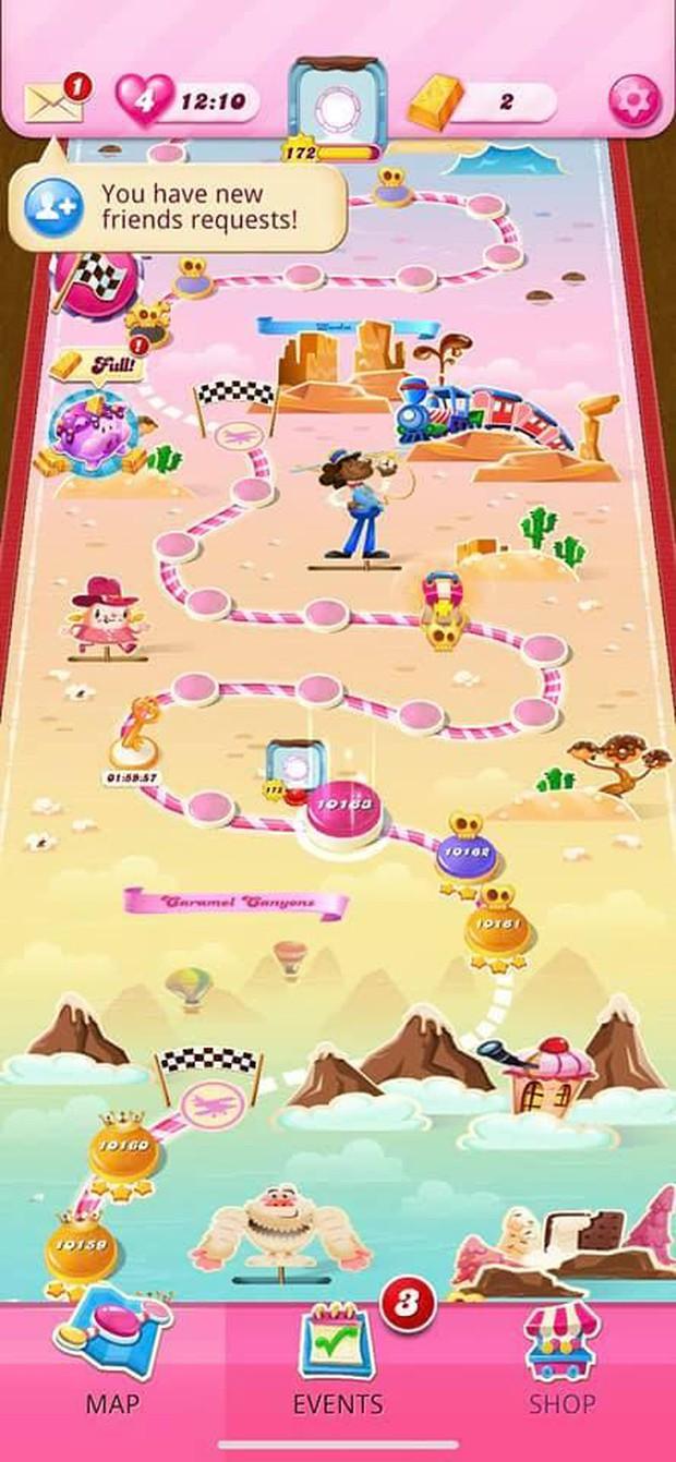 Vừa có thông tin tổ chức giải đấu Candy Crush Saga, dân tình liền khoe ngay thành tích khủng - Ảnh 6.
