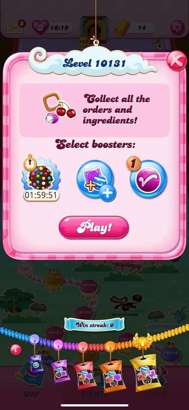 Vừa có thông tin tổ chức giải đấu Candy Crush Saga, dân tình liền khoe ngay thành tích khủng - Ảnh 7.