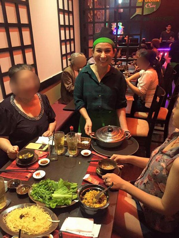 Phi Nhung mở nhà hàng chay để nuôi trẻ em mồ côi ăn học, những ngày cuối đời lại vướng vào một chuyện đáng tiếc - Ảnh 8.