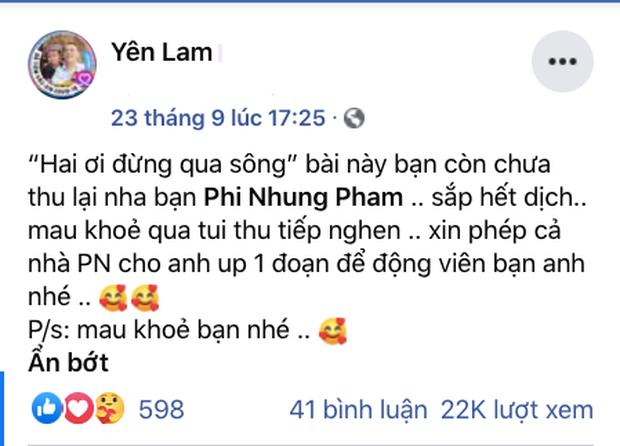 Clip: Bật khóc nghe bản audio cuối đời còn đang thu âm dở của NS Phi Nhung, nuối tiếc về 1 show diễn sẽ không thể thực hiện được nữa! - Ảnh 3.