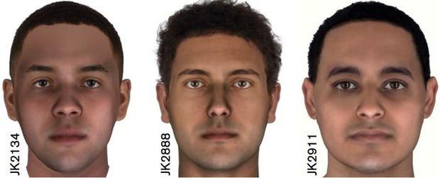 Chuyên gia công bố gương mặt khi còn sống của 3 xác ướp hơn 2000 năm tuổi, gây ngỡ ngàng vì rất khác dung mạo người Ai Cập ngày nay - Ảnh 2.