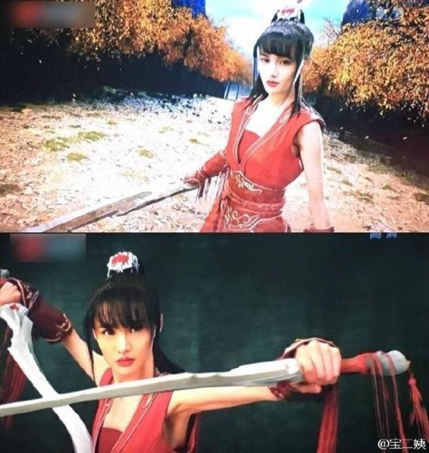 Mỹ nhân Hoa ngữ gầy tong teo trên phim: Trịnh Sảng như bộ xương di động, người cuối còn bị ví với búp bê đầu to - Ảnh 4.