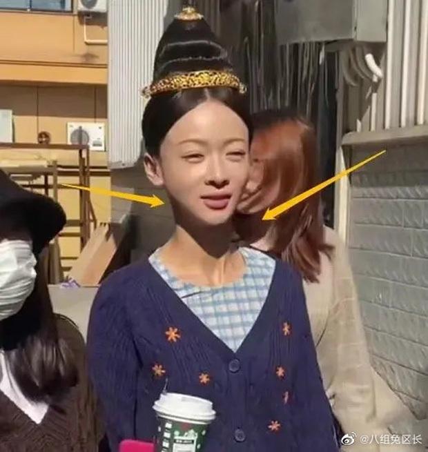Mỹ nhân Hoa ngữ gầy tong teo trên phim: Trịnh Sảng như bộ xương di động, người cuối còn bị ví với búp bê đầu to - Ảnh 13.