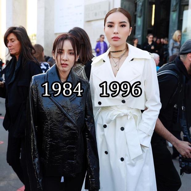 Khi bạn gặp chị thần tượng ở Fashion Week nhưng đứng cạnh là không biết ai chị ai em - Ảnh 3.