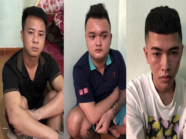 Bắt nhóm con nghiện từ Hà Nội vào Quảng Nam cho vay lãi tới 5% 1 ngày - Ảnh 1.