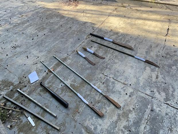 Bắt nhóm con nghiện từ Hà Nội vào Quảng Nam cho vay lãi tới 5% 1 ngày - Ảnh 3.