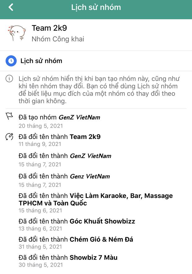Sốc với Team 2k9 - group hơn 800k thành viên, đầy rẫy content 18+, thậm chí còn rủ nhau chat sex - Ảnh 2.