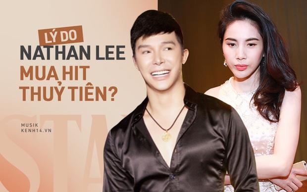 Hoá ra đây là lý do Nathan Lee mua độc quyền hit Thuỷ Tiên, chung quy cũng vì 2 chữ sao kê? - Ảnh 1.