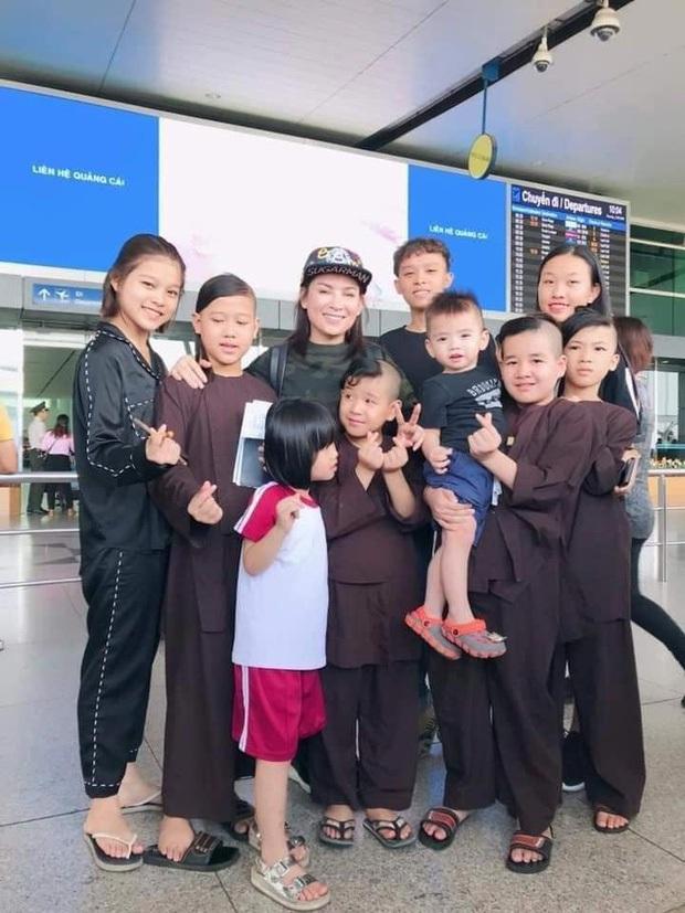 Hoàng Kiều bảo vệ 23 con của Phi Nhung vì cũng mồ côi năm 3 tuổi, mong được đưa các bé sang Mỹ nuôi dạy thành tỷ phú - Ảnh 5.