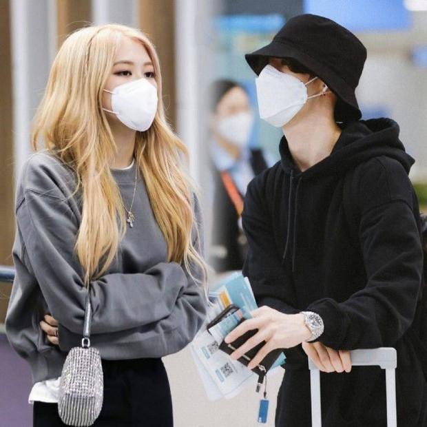 Rosé (BLACKPINK) vướng tin đồn hẹn hò với mỹ nam Kpop từ 1 bài hát, soi nội dung lại thấy giống On The Ground đến lạ? - Ảnh 9.
