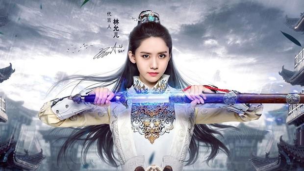 Mỹ nhân Hàn trong tạo hình phim cổ trang Trung Quốc: Park Min Young đẹp xuất sắc, Yoona bị dìm vì trang phục - Ảnh 7.