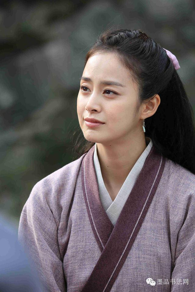 Mỹ nhân Hàn trong tạo hình phim cổ trang Trung Quốc: Park Min Young đẹp xuất sắc, Yoona bị dìm vì trang phục - Ảnh 9.