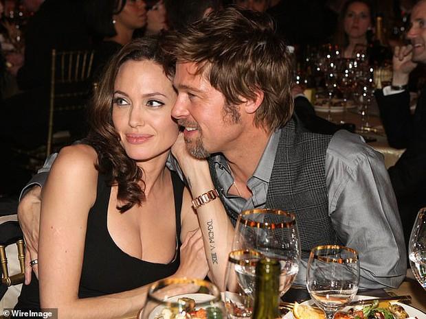 Vợ cũ Angelina Jolie vừa bị tóm hẹn hò với The Weeknd kém 15 tuổi, Brad Pitt lộ phản ứng ra sao ở hậu trường? - Ảnh 10.