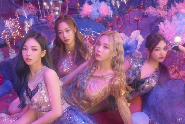 Nhìn màn lột xác quá đỉnh của idol người Nhật nhóm aespa, Knet trầm trồ: Chỉ cần debut, còn lại cứ để SM lo! - Ảnh 1.