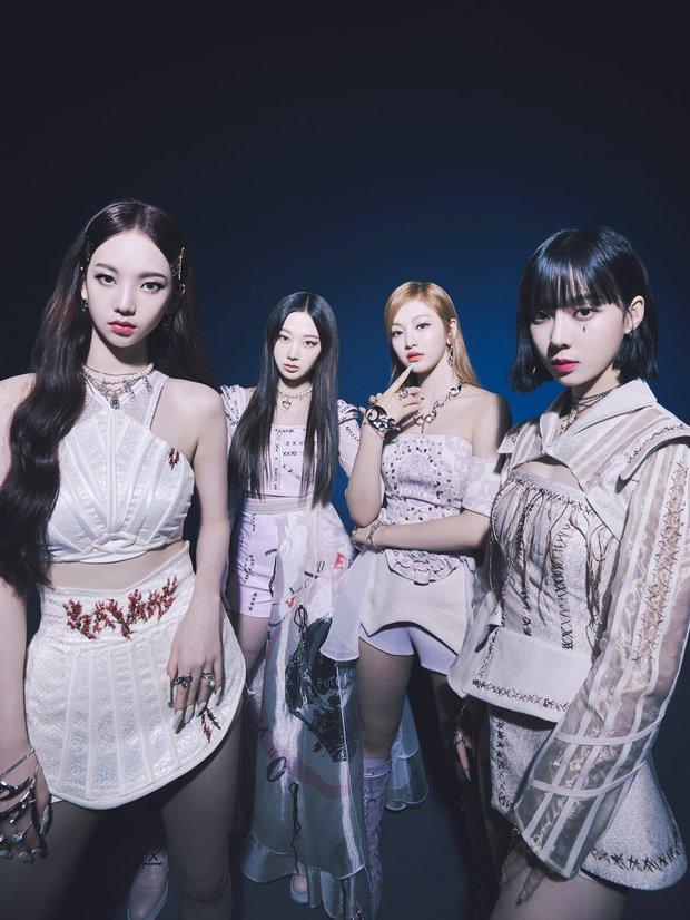 Nhìn màn lột xác quá đỉnh của idol người Nhật nhóm aespa, Knet trầm trồ: Chỉ cần debut, còn lại cứ để SM lo! - Ảnh 2.