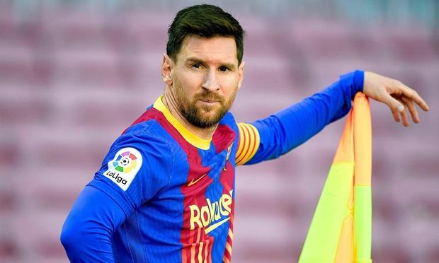 Góc nhìn: Khi Messi cúi xuống, cả thế giới cúi theo! - Ảnh 3.