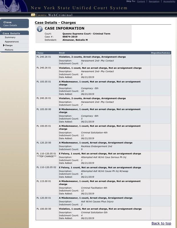 Rộ tin Cardi B phải hầu tòa vì 12 tội danh hình sự, bản cáo trạng dài dằng dặc vì vụ đánh ghen chấn động, nhưng thực hư ra sao? - Ảnh 3.