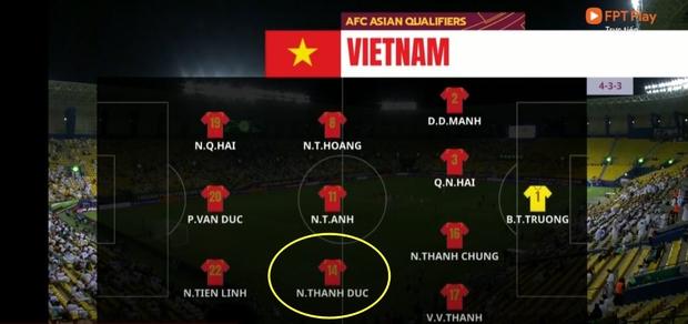 Thứ khiến khán giả nổi cơn hơn cả trọng tài chính là: Camera không chịu quay cận tuyển Việt Nam, chú thích cũng sai tè le! - Ảnh 8.