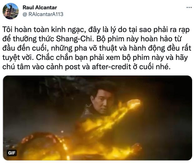 Shang-Chi vừa chiếu đã nhận số điểm chạm nóc, vượt qua Endgame và phá đảo Marvel: Bộ phim hoàn hảo từ đầu tới cuối! - Ảnh 7.