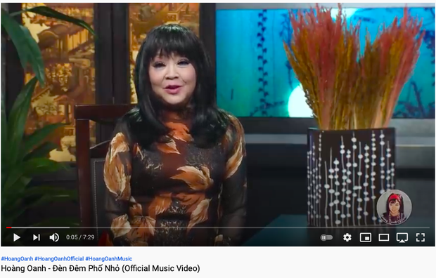 Netizen lại ùa vào đòi sao kê khi thấy Trấn Thành bình luận dưới kênh YouTube của danh ca Hoàng Oanh - Ảnh 1.