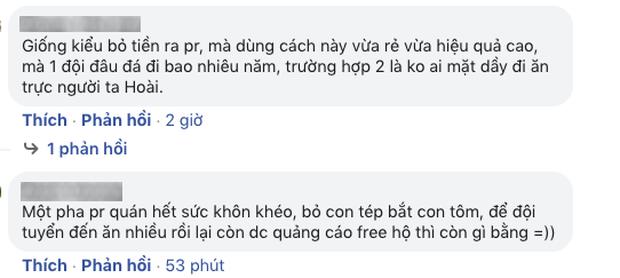 Mạnh miệng bao trọn đời đội tuyển Việt Nam tại quán mình, Trường Giang bị dân mạng hỏi đểu: Anh chắc chưa? - Ảnh 3.